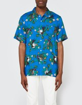 Obey Paradise Woven Short-Sleeve Shirt