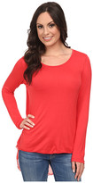 Scully Blance Hi Lo Knit Top