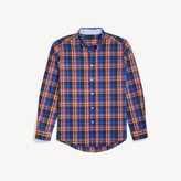 Tommy Hilfiger Custom Fit Bold Plaid Shirt
