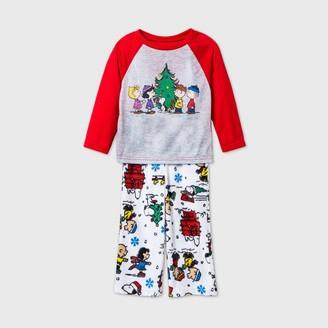 Peanuts Toddler Boys' Pajama Set -