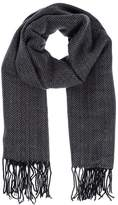 Kiomi Scarf Grey/black
