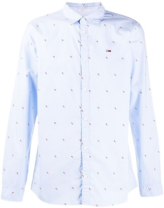 Tommy Jeans Graphic Print Shirt
