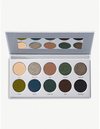 Selfridges Morphe X Jaclyn Hill The Vault Eyeshadow Palette