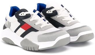 Tommy Hilfiger Junior colour block sneakers
