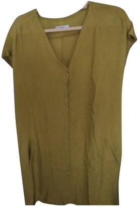 Humanoid Yellow Dress for Women