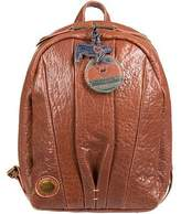 Will Leather Goods Her Backpack - Women's