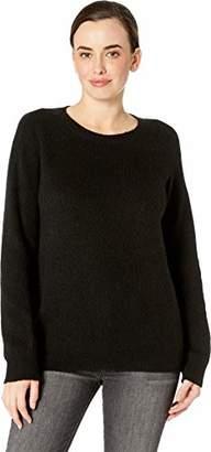 NYDJ Women's Velvet TIE Back Sweater