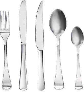 Alex Liddy Aquis Stainless Steel 40 Piece Cutlery Set