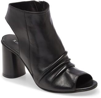 Ron White Savita Peep Toe Sandal