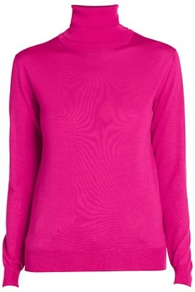 Stella McCartney Classic Wool Knit Turtleneck
