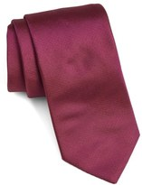 Ted Baker Men's Solid Woven Silk Tie