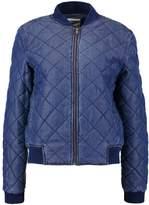 Minimum ADEVA Bomber Jacket medium blue