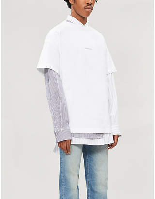 Acne Studios Jaxon loose-fit cotton-jersey T-shirt
