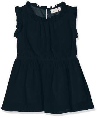 Name It Baby Girls' Nmfvilusi Capsl Dress H