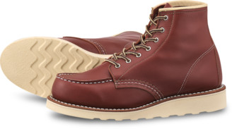 Red Wing Shoes Shoes Classic Moc 3369 Colorado Atanado - leather | brown | US 7 - Brown/Brown