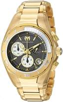 Technomarine Women's 'Manta' Swiss Quartz Stainless Steel Casual Watch, Color:Gold-Toned (Model: TM-215029)