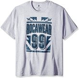 Rocawear Men's Big and Tall Victory 99 Short Sleeve Tee