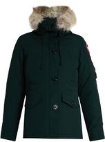 Canada Goose Montebello fur-trimmed down coat