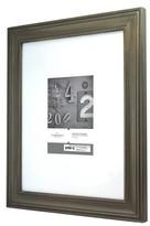 "Threshold 5""x7"" Distressed Frame Grey"