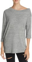 Splendid One-Shoulder Sweater
