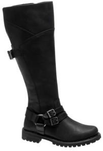 Harley-Davidson Women's Lomita Motorcycle Lug Sole Boot Women's Shoes