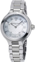 Frederique Constant FC-281WHD3ER6B Constant Horological stainless steel smartwatch