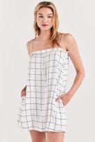 MLM Label Carter Ruffle Babydoll Dress
