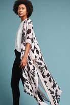 Anthropologie Daydreamer Floral Kimono