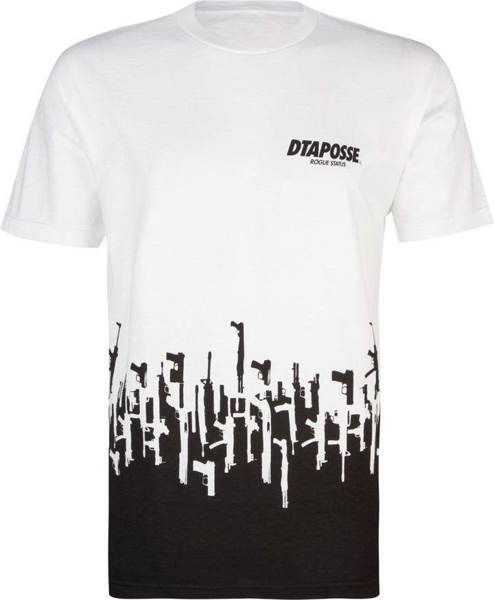DTA Posse Gunstore Mens T-Shirt