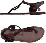 Local Apparel Toe strap sandals