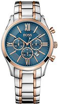 HUGO BOSS Mens Analog Dress Quartz Watch (Imported) 1513321