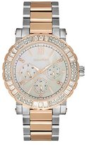 Quantum Ladies 'Watch Impulse Chronograph Quartz Stainless Steel Coated iml433.520