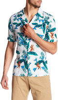 Gant Beach Linen Trim Fit Shirt