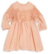 Chloé Baby's Guipure Lace Dress