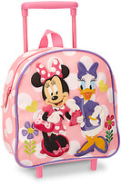 Disney Minnie Mouse and Daisy Duck Small Rolling Bag - Personalizable