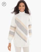 Chico's Yarn-Dye Boiled Wool Jacket
