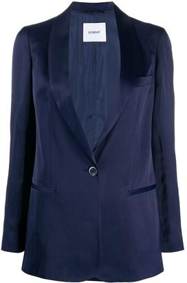 Dondup relaxed tuxedo jacket