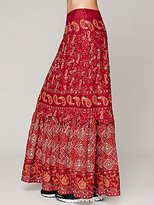 Free People Magic Maxi Skirt