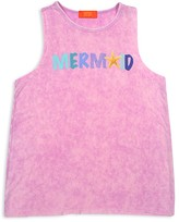 Butter Shoes Girls' Mermaid Tank - Big Kid
