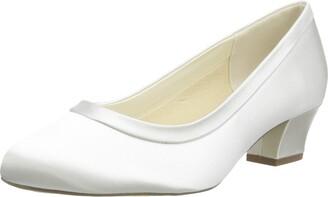 Paradox London Pink Women's Favour Wedding Shoes