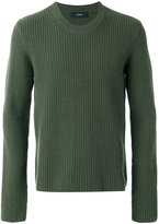 Joseph ribbed cashmere jumper - men - Cashmere - XL