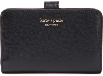 Kate Spade Spencer Textured-leather Wallet