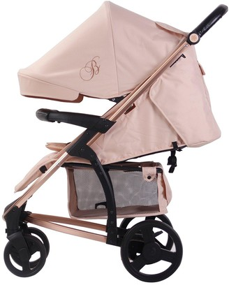 My Babiie Billie Faiers MB200+ Rose Gold & Blush Travel System