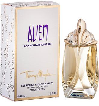Thierry Mugler Women's 2Oz Alien Eau Extraordinaire Refillable Eau De Toilette Spray