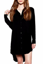 Michael Lauren Charlie Shirt Dress