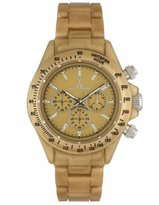 Toy Watch ToyWatch Pearlized Gold Chrono Plasteramic Women's Watch FLP14MG