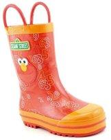 Sesame Street Elmo SEF500 Rain Boot (Toddler/Little Kid)