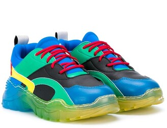 Stella McCartney Kids Colour-Block Sneakers
