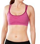 Smartwool PhD Seamless Double Strappy Sports Bra - Merino Wool, Medium Impact (For Women)