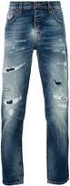 Nudie Jeans denim distressed jeans